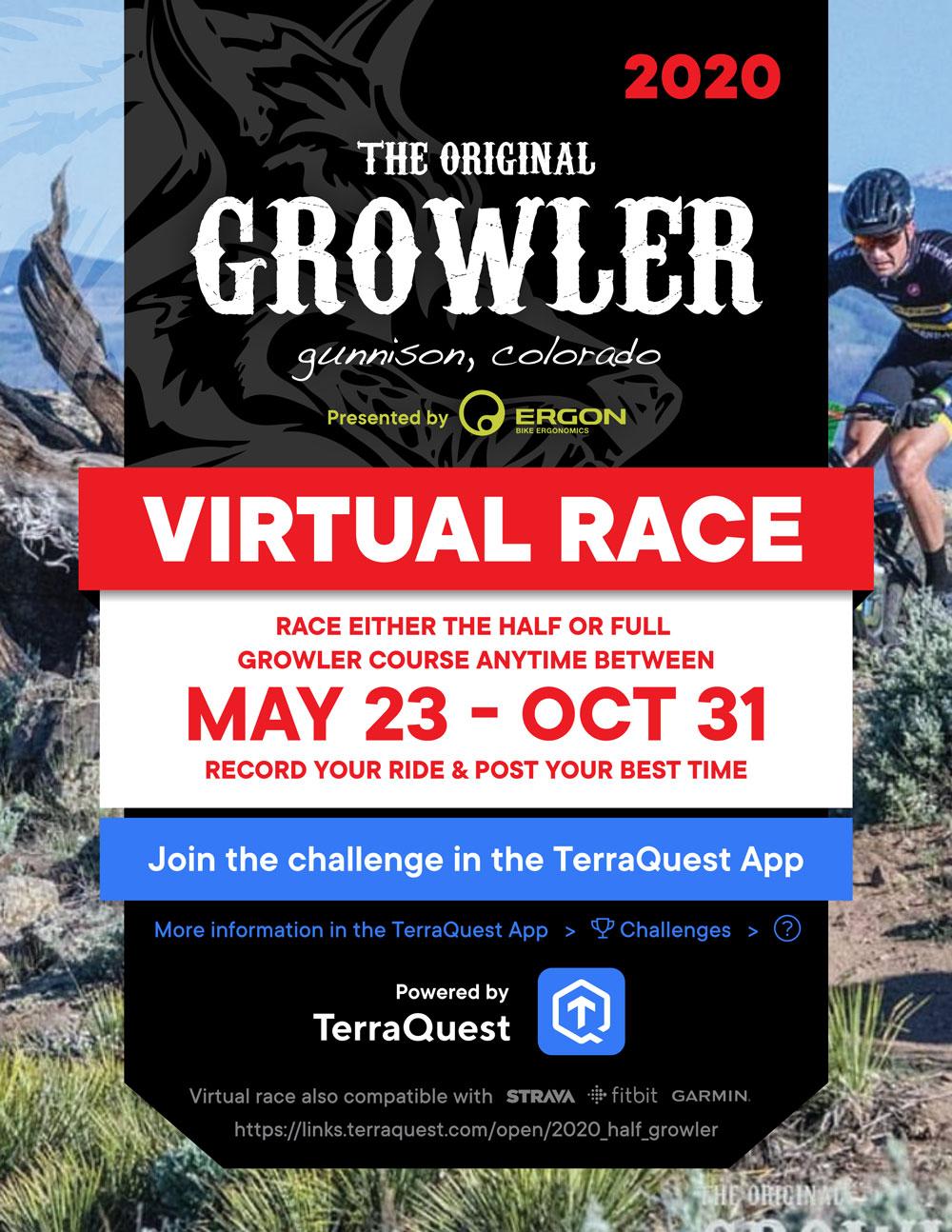 Growler goes Virtual